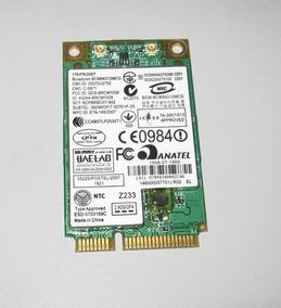 Placa Wireless (wifi) Notebook Broadcom Bcm94312mcg