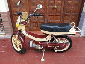 Ciclomotor Motomel Hero 70cc Remato