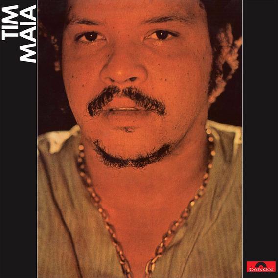 Lp Tim Maia - 1970   Novo - Lacrado - Vinil 180 Gramas