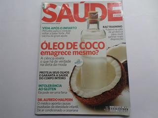 Revista Saúde É Vital - O Óleo De Coco Emagrece Mesmo?