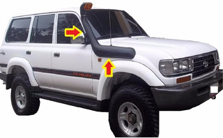 Anfibio Toyota Autana Burbuja Funcional Repuesto Accesorio