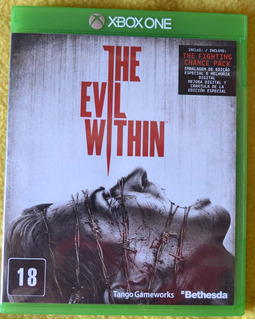 The Evil Within Xbox One Play Magic