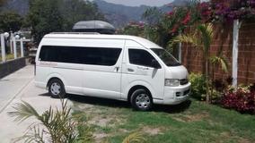Renta De Camionetas Sprinter, Midibus 32 Pax Y Autobuses