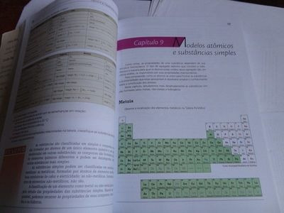 Química Volume Único - Leia Descrição