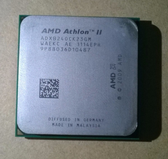 Processador Amd Athlon Ii X2 B22 2.8ghz Cpu Adxb240ck23gm