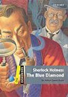Sherlock Holmes The Blue Diamond - Dominoes - Oxford Usado