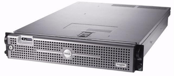 Servidor Dell Poweredge 2970 Amd Opteron Quad Core 4gb Hdsas