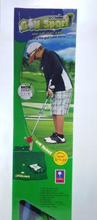 Mini Juego Golf Realista Tipo Profesional Para Casa Negocio