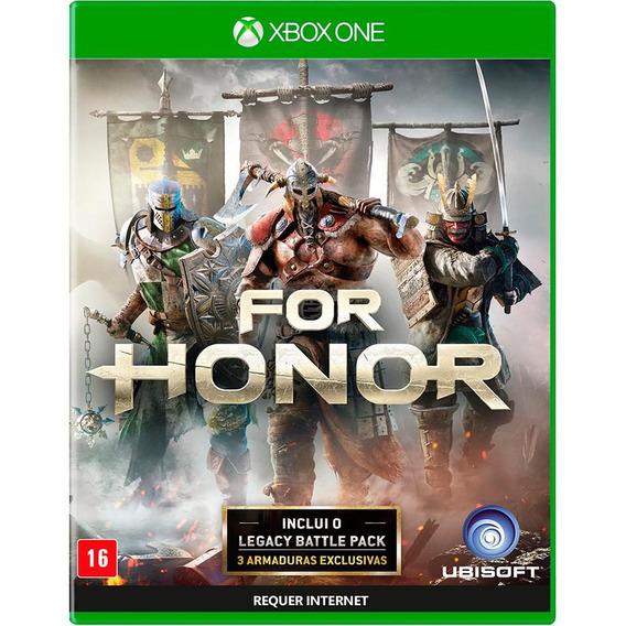 For Honor - Xbox One - Mídia Física - Lacrado - Nf