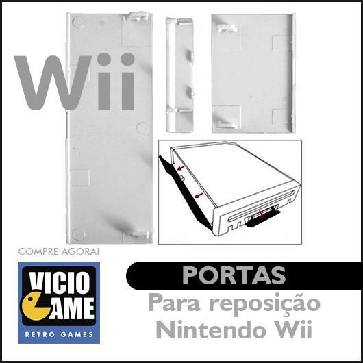 Tampas Para Nintendo Wii