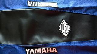 Capa Banco Yamaha Yzf250 Wr Yz - Cross (azul)