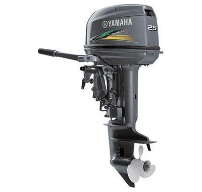 Motor De Popa Yamaha 25 Hp Xmhs 2017 Semi Novo Impecável