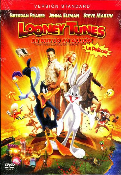 Dvd Looney Tunes De Nuevo En Accion ( Looney Tunes: Back In