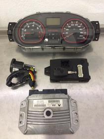 Kit Injeção Renault Sandero 1.6 16v Flex 23710 0531 R
