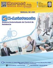 Sistema Para Control De Asistencia De Personal K-asistencia