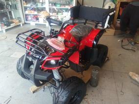 Atv 125cc Q7 Marca Avanzada C/reversa Rojo Nuevo Facturado