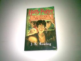 Livro ,,, Harry Potter , E O Calice De Fogo ,, 2001