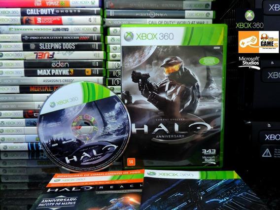 Halo Combat Evolveved Aniversary Para Xbox 360