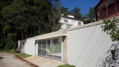 Linda Casa (nova) Na Fazendinha Na Granja Viana