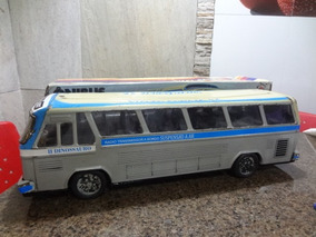 Ônibus De Latão Viação Cometa Leia Descrição