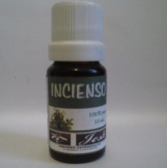 Aceite Esencial De Incienso 10 Ml.
