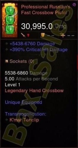 Diablo 3 Ps4 - Melhor Arma/besta Do Jogo