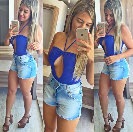 Body Azul Royal