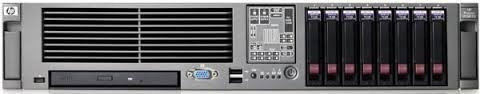 Servidor Hp Dl380 G5 - Intel Xeon Quad Core, Sata Sas Ssd.