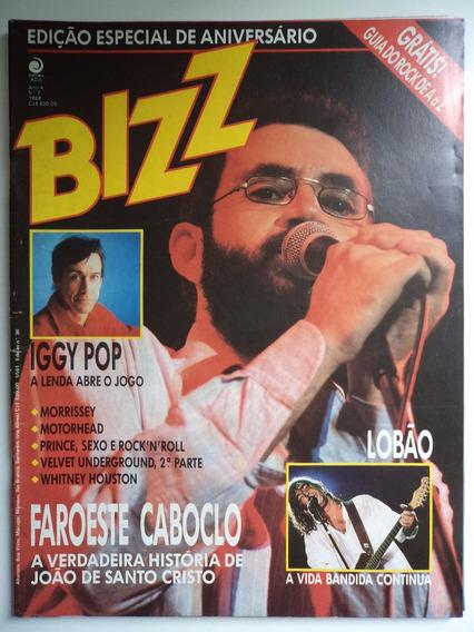 Revista Bizz - Ano 4 - N 7 - 1988
