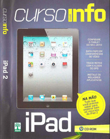 Cd - Curso Info - iPad 2 - Original