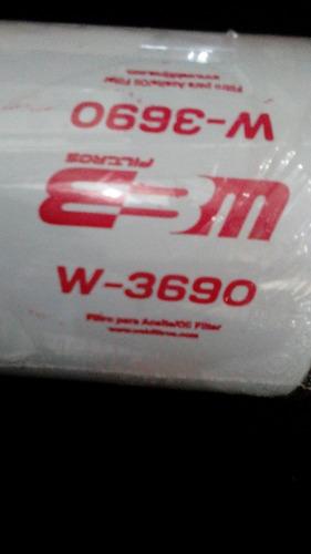Filtro De Aceite Encava 4y6 Cilindros W3690