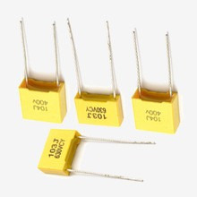 Capacitor Poliester 10nf 100v X20 Unidades