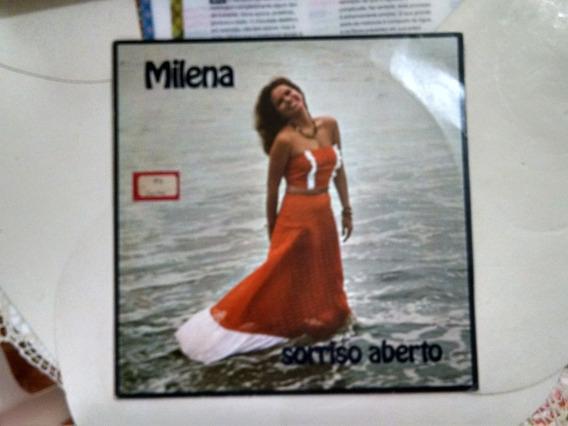 Milena - Sorriso Aberto