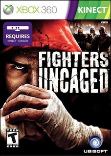 Kinect Fighters Uncaged Xbox 360