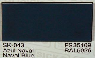 Sicko Acrilicos Sk043 Azul Naval Navy Blue Fs35109