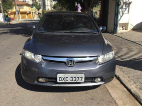 Honda Civic Lxs 2007 Blindado