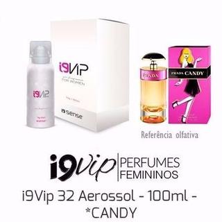 Perfume Feminino Prada Candy 100 Ml - I9 Vip