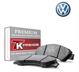 Pastilha Freio Dianteira Volkswagen Vw Up! Up Após 2014 1.0