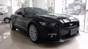 Ford Mustang Gt V8 5l Negro 2017