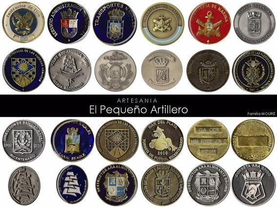 Moneda De Intercambio Armada Argentina
