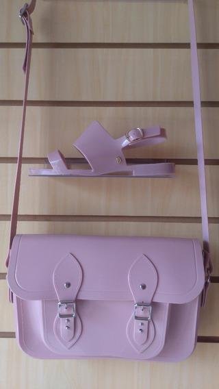 Kit 10 Bolsas Melissa Satchel