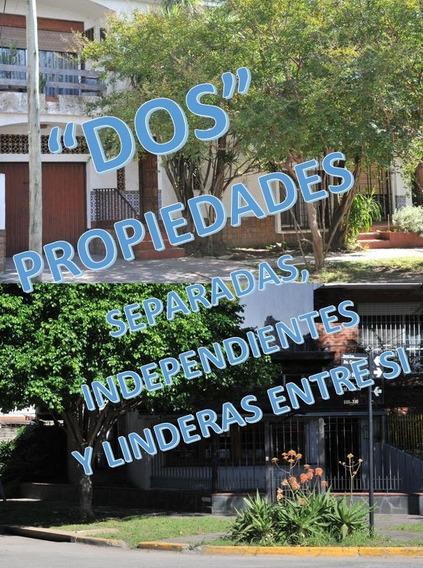 Casas (dos) Vende Propietario Urgente - Oportunidad