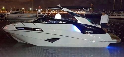 Lancha Nx 290 Exclusive Edition 2021 0km Em Até 60x