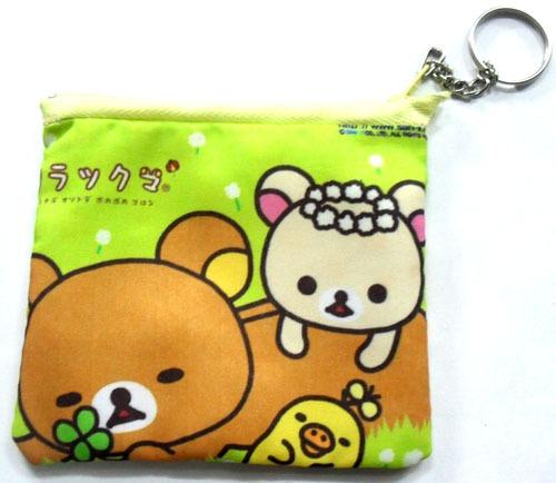 Monedero De Card Rilakkuma Sanrio Super Cute! (4)