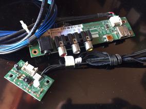 Receptor E Entrada Rca Tv Semp Lc3246wda Kk