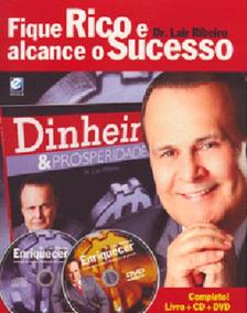 Coleção Fique Rico E Alcance O Sucesso C/ Dvd - Promoção