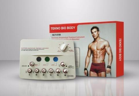 Electro Estimulador Acopuntura  Tekno Bio Body De 6 Canales