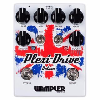 Pedal Efecto Wampler Plexi Drive Deluxe Distorsion - Cuotas