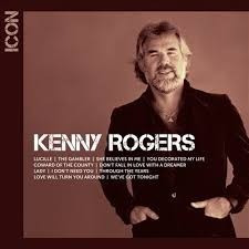 Kenny Rogers Cd Icon
