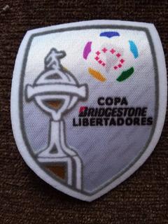 Patch Copa Bridgestone Libertadores America 2016